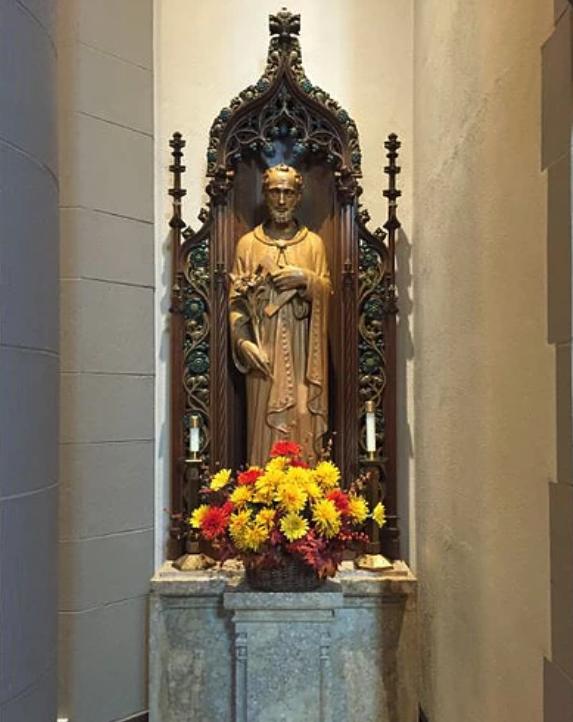 Statue of St. Joseph